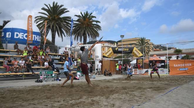 beach tennis Liguria
