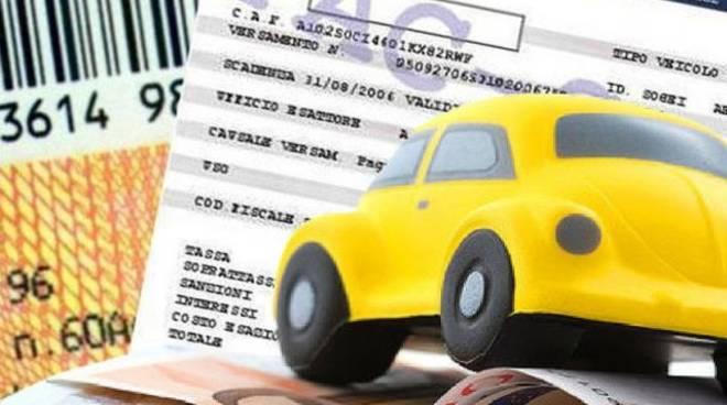 bollo auto generica