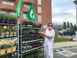 """""""Coltiviamo riconoscenza"""": Cia Liguria dona piantine agli operatori sanitari dell'ospedale di Albenga"""