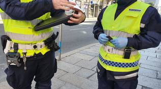 controlli polizia locale coronavirus
