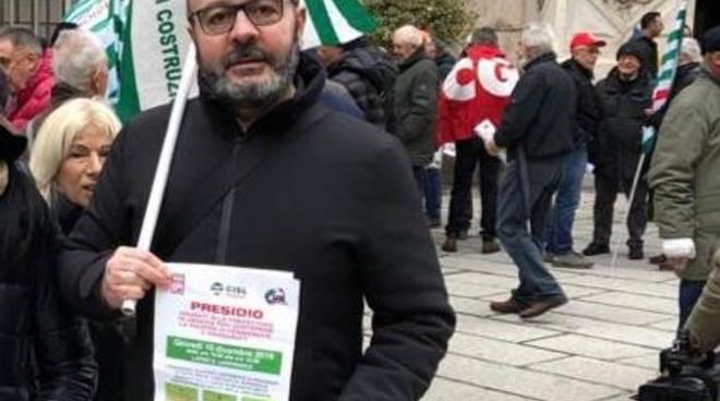 Andrea Tafaria Filca Cisl