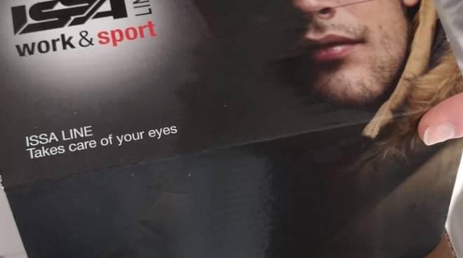 occhiali dpi