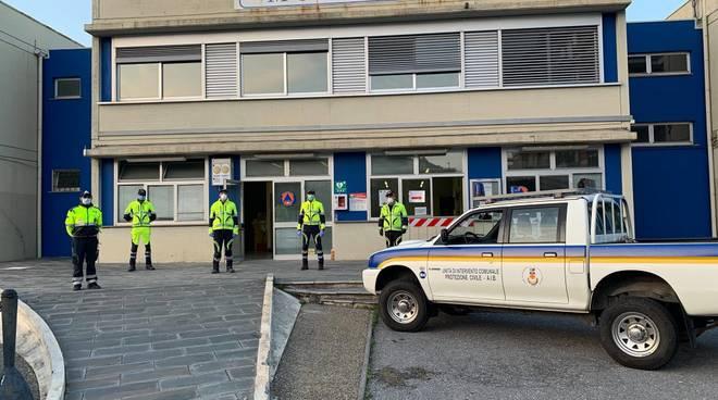 Borghetto Protezione Civile Comune Municipio
