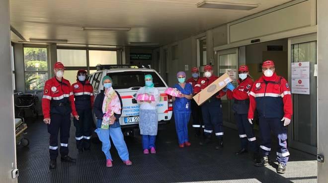 Donazione Carabinieri Santa Corona