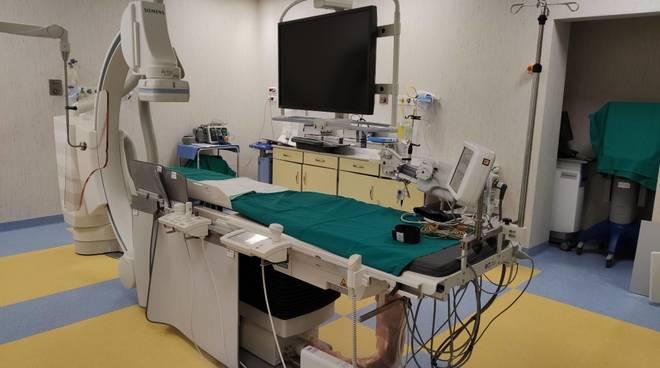 Angiografo Santa Corona