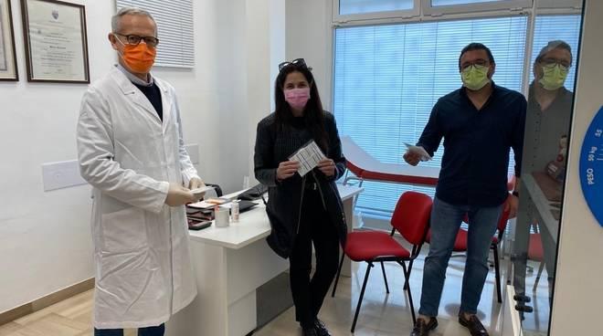 Foscolo Ripamonti Mascherine Medicina Generale