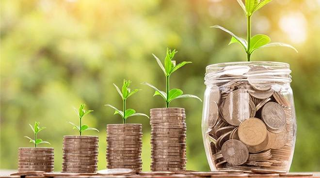 green economy, risparmio, soldi