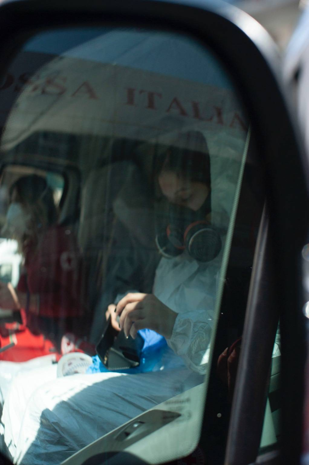 Greta Stella reportage volontari NON USARE COME ARCHIVIO