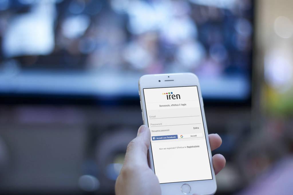 iren cellulare app