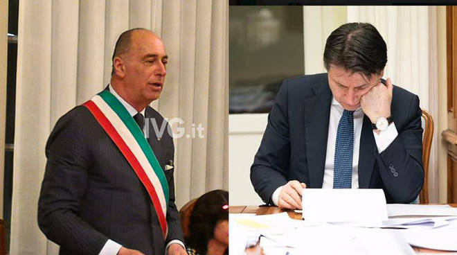 Marco Melgrati Giuseppe Conte
