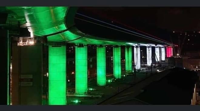 nuovo ponte tricolore