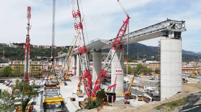 nuovo ponte varo campata 17-18
