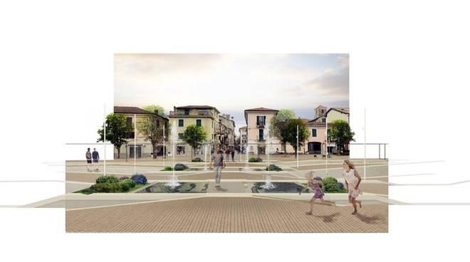 riqualificazione urbana per Piazza della Vittoria e Piazza Abba