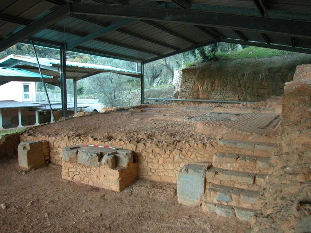 aree archeologiche liguri
