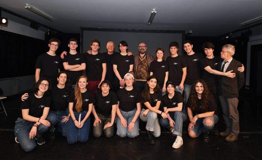 attori, scuola di recitazione, giovani
