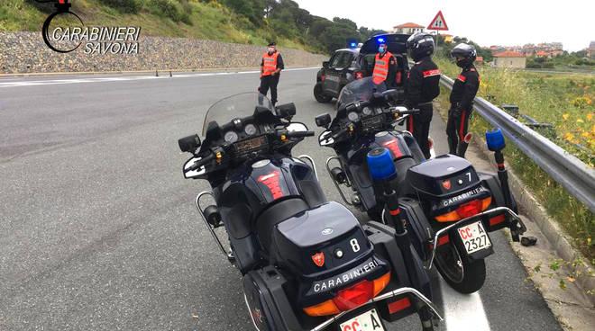 carabinieri moto giorno generica