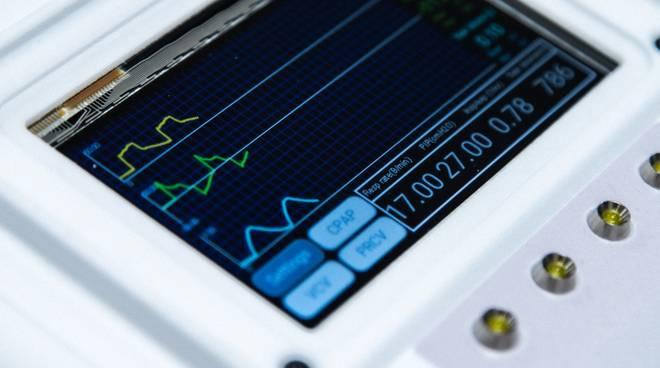 Da Ferrari e IIT il nuovo ventilatore polmonare FI5 per gli ospedali