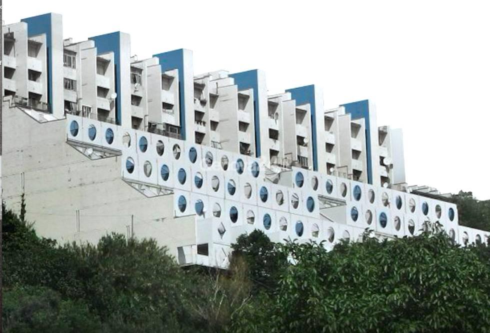 Edilizia popolare quartieri erp