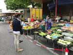 Fase 2, riparte il mercato ad Albenga