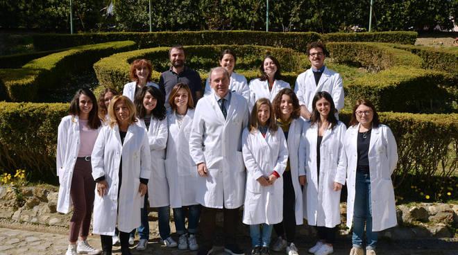 gaslini farmano contro infiammazioni team medici