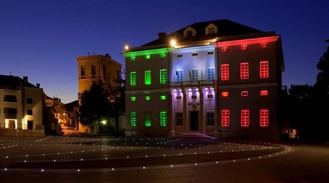 Tricolore Palazzo Doria Loano