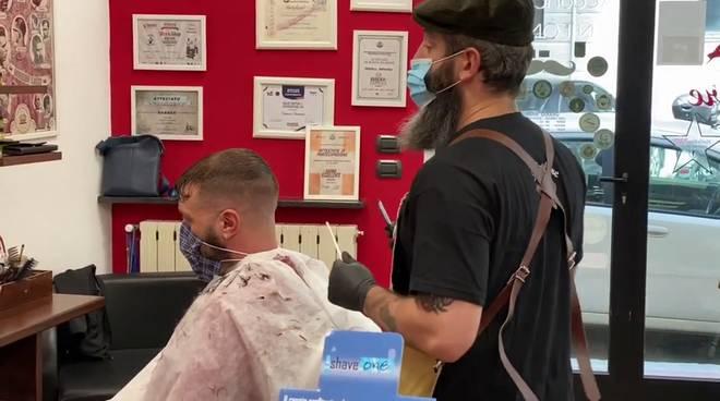 Lo Scultore Pietra Barbiere