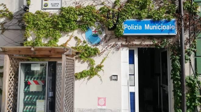 polizia municipale pietra