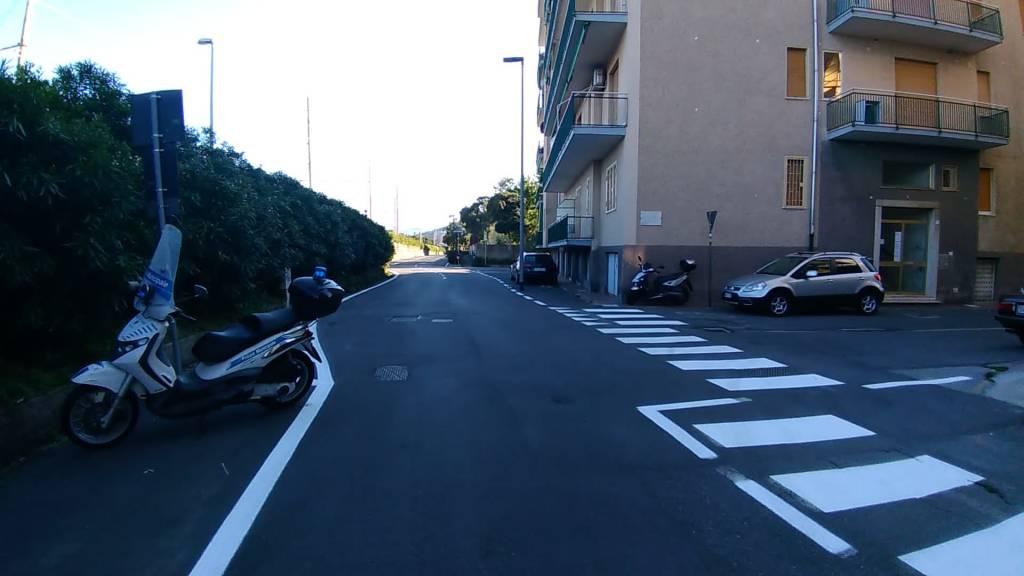 Loano Segnaletica Olivette