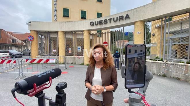 Questore Questura Savona Giannina Roatta