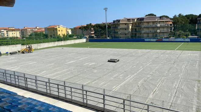 Campo sportivo Pietra Ligure