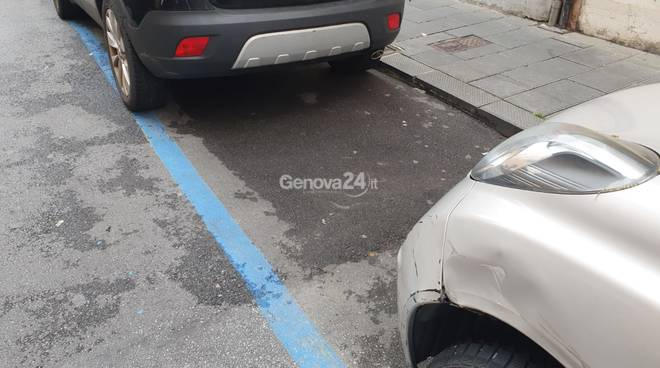 genova parcheggi blu area sosta
