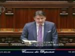 Giuseppe Conte Camera dei Deputati