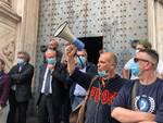 ilva ancelor mittal sciopero san giorgio fiom