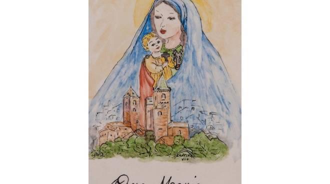 Madonnina dei caruggi
