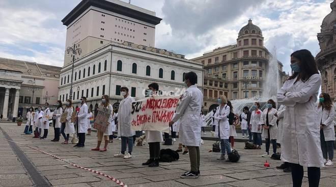 manifestazione medici