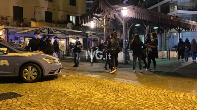 """Movida a Savona, sabato notte """"blindato"""" in Darsena"""