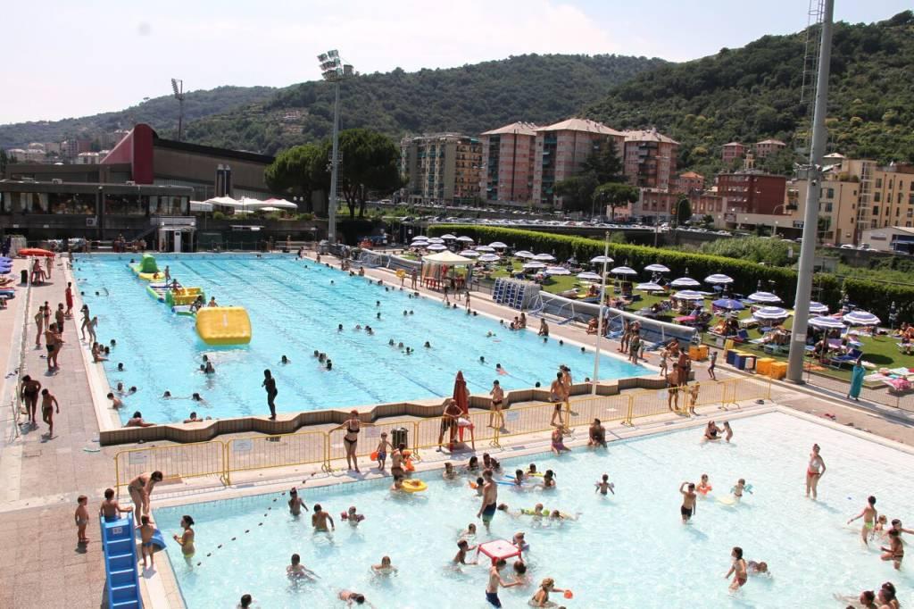 Piscine, Genova: lunedì apre la Sciorba, martedì Sturla ...