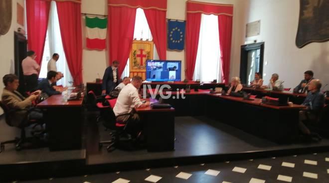 Albenga riunione distretto sociosanitario - Commissione Sanità