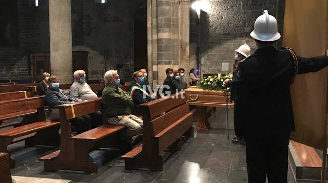 Alessandro marengo funerale albenga
