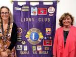 Andora Maria Teresa Nasi nuova presidente Lions Club