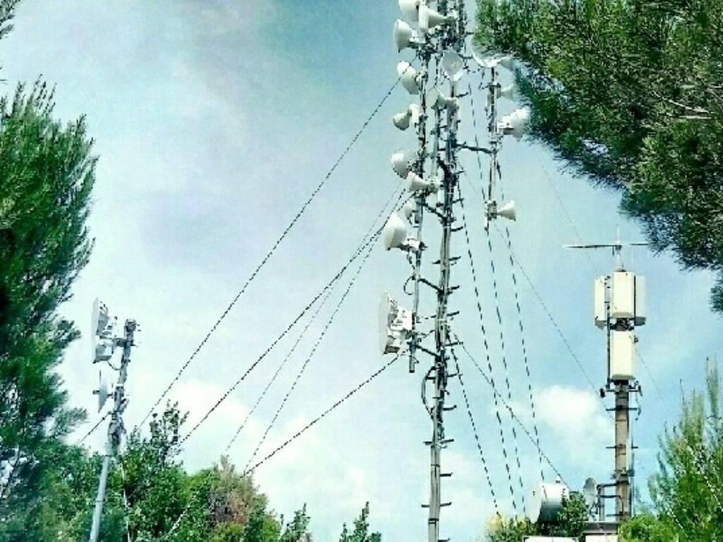 antenne 5G pietra