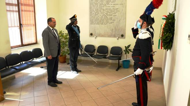arma carabinieri anniversario fondazione 206
