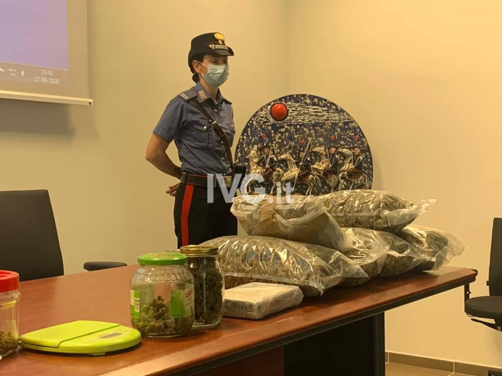 Arresti per droga Savona