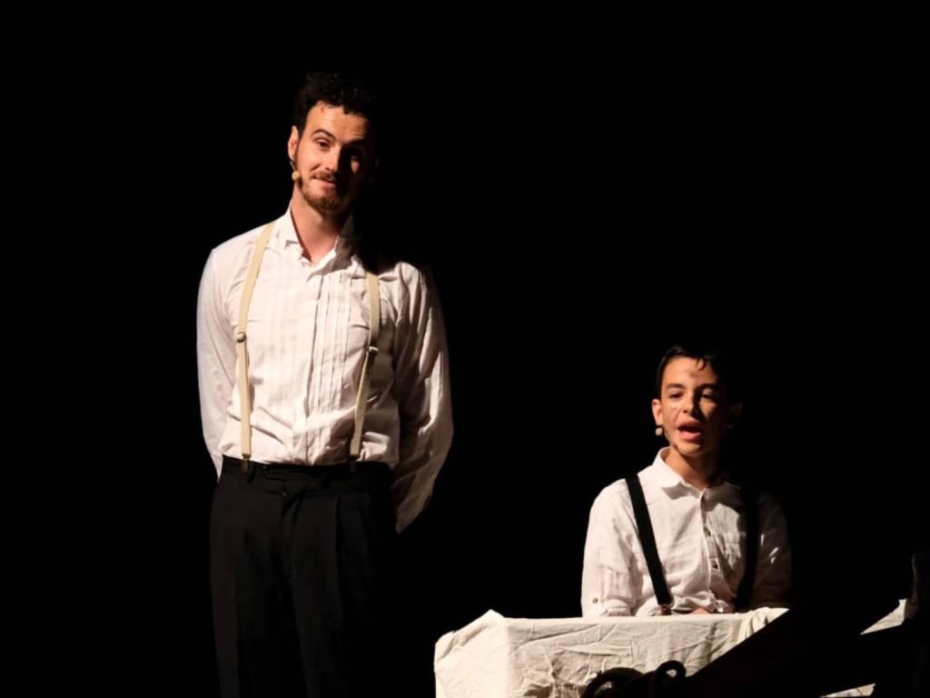 Igor Chierici con Marco Vecchio - La leggenda del pianista sull'oceano
