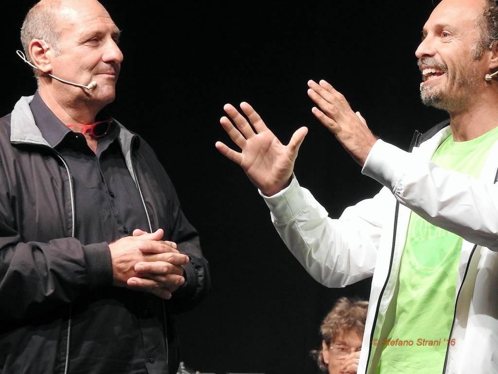 Stefano Masciarelli e Fabrizio Coniglio attori