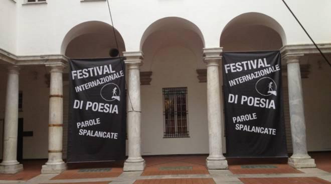 Torna il Festival Internazionale della Poesia a Genova, tra i primi eventi culturali in Europa con il pubblico