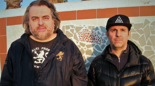 """30-6-20, 50 anni \""""Deep Purple in rock\"""",omaggi oai Deep Purple diAlex Cavalieri e Louis Lunari (Sunset Boys, Genova)"""