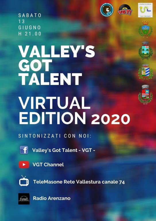Valley\'s Got Talent Virtual Edition