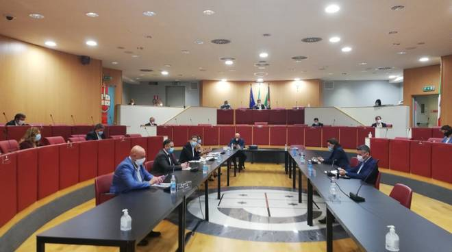 consiglio regionale covid