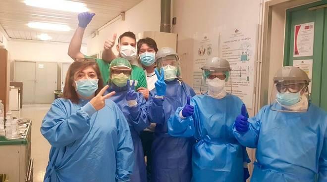 coronavirus medici felici